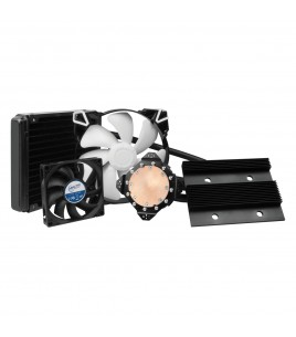 Arctic Accelero Hybrid III-140 Graphics Card Cooler for GTX 780