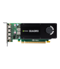 PNY Quadro K1200 for DVI, 4GB GDDR5, 128-bit, 4xmDP to DVI-D SL