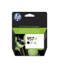 HP 957XL High Yield Black Ink Cartridge (L0R40AE)