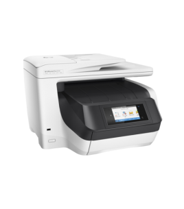 HP OfficeJet Pro 8730 AiO MFP, Print, copy, scan, fax, A4, 2400 x 1200, 24ppm, USB, GLAN, WiFi, Duplex (D9L20A)