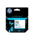 HP 711 3-pack 29-ml Cyan DesignJet Ink Cartridges (CZ134A)