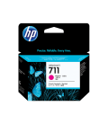 HP 711 3-pack 29-ml Magenta DesignJet Ink Cartridges (CZ135A)