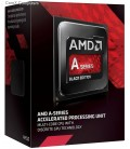 AMD A10-7860K, sFM2+, 3.6GHz, 4MB Cache, Quad Core, Box w/ Fan & Heatsink (AD786KYBJCSBX)