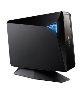 Asus BW-12D1S-U External 12X Blu-Ray Writer, Black, USB 3.0