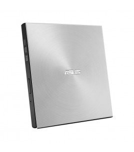 Asus ZenDrive U7M External ultra-slim DVD writer with M-Disc support, Silver (SDRW-08U7M-U)
