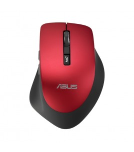 Asus WT465 Wireless Mouse, Red