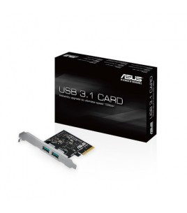 Asus USB 3.1 dual Type-A PCIe card