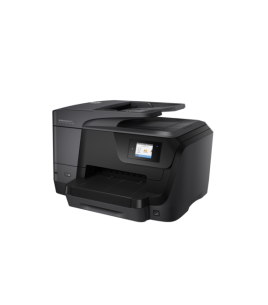 HP OfficeJet Pro 8710 AiO Printer, Print, copy, scan, fax, A4, ADF, Duplex, USB, LAN, WiFi (D9L18A)