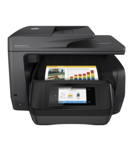 HP OfficeJet Pro 8725 AiO, Print, copy, scan, fax, A4, USB, LAN, WiFi, Duplex (M9L80A)