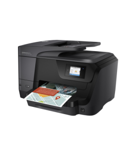 HP OfficeJet Pro 8715 AiO, Print, Copy, Scan, Fax, A4, USB, LAN, WiFi, Duplex (J6X76A)