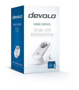 Devolo Home Control Smart Metering Plug (9807)