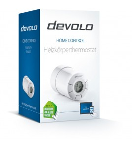Devolo Home Control Radiator Thermostat (9811)