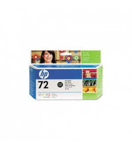 HP 72 Photo Black Ink Cartridge (130 ml) (C9370A  )