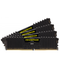 Corsair Vengeance LPX 16GB (4x4GB) 3733MHz DDR4 C17, Black w/ Fan (CMK16GX4M4B3733C17)