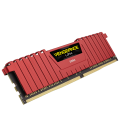 Corsair Vengeance LPX 4GB 2400MHz DDR4 C14, Red (CMK4GX4M1A2400C14R)