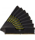Corsair Vengeance LPX 64GB (8x8GB) 3200MHz DDR4 C16, Black w/ Fan (CMK64GX4M8B3200C16)