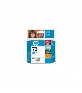 HP 72 Cyan Ink Cartridge (69 ml) (C9398A  )