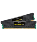 Corsair Vengeance LP 16GB (2x8GB) 1600MHz DDR3 CL9, Black (CML16GX3M2A1600C9)