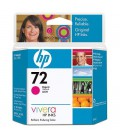 HP 72 Magenta Ink Cartridge (69 ml) (C9399A  )