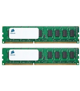 Corsair Value Select 2GB (2x1GB) 400MHz DDR (VS2GBKIT400C3)