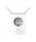 D-Link N300 Wi-Fi Range Extender with Power Passthrough (DAP-1365)