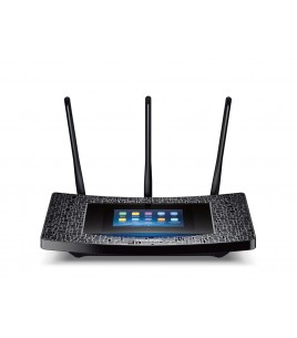 TP-Link AC1900 Touch Screen Wi-Fi Range Extender (RE590T)