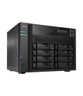 Asustor AS6208T 8-bay Tower NAS, 3xUSB3.0, 2xUSB2.0, 2xeSATA, 4xGLAN