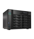 Asustor AS6210T 10-bay Tower NAS, 3xUSB3.0, 2xUSB2.0, 2xeSATA, 4xGLAN
