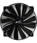 Aerocool Dark Force Fan 20cm Black (4713105951356)