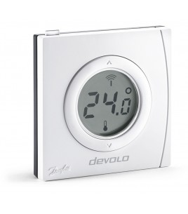 Devolo Home Control Room Thermostat (9810)