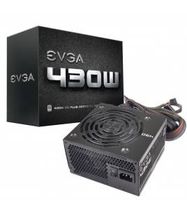 EVGA 430W Power Supply 80+ (100-W1-0430-K2)