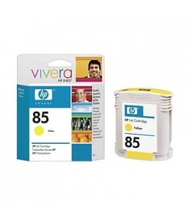 HP 85 Ink Cartridge, Yellow (69 ml) (C9427A)