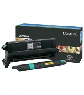 Lexmark C920  Black Toner Cartridge (15k) (C9202KH)