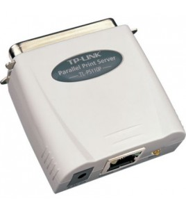 TP-Link TL-PS110P Single Parallel Port Fast Ethernet Print Server