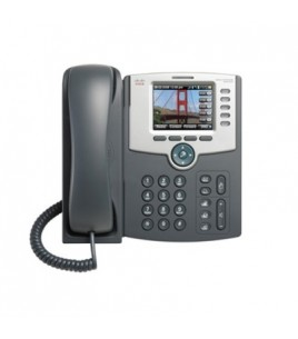 Cisco SPA525G2 IP Phone 5-Line with Color Display, PoE, 802.11g, Bluetooth