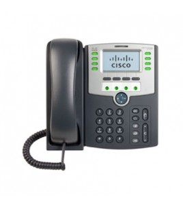 Cisco SPA509G IP Phone 12 Line With Display, PoE and PC Port