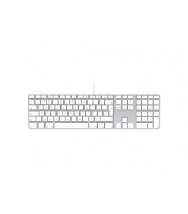 Apple Keyboard w/numeric Keypad Greek (MB110GR/B)