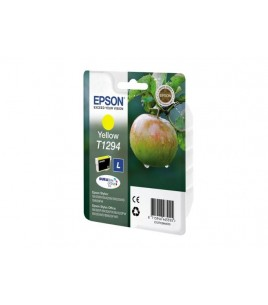Epson T1294 for Stylus Office BX305/320/525/625, Stylus SX 420/425/525/620, Yellow (C13T129440)