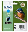 Epson T1592 for Stylus Photo R2000, Cyan (C13T15924010)