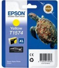Epson T1574 XL for Stylus Photo R3000, Yellow (C13T15744010)
