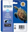 Epson T1575 XL for Stylus Photo R3000, Light Cyan (C13T15754010)