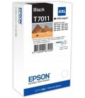 Epson T7011 XXL for WorkForce Pro WP4000/4500 Series, Black (T70114010)