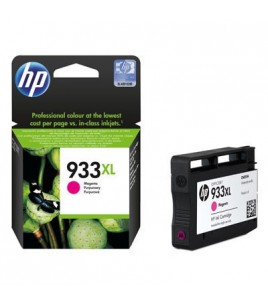 HP 933XL Officejet Ink Cartridge, Magenta (CN055AE)