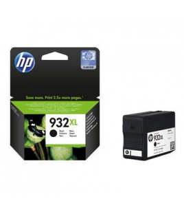 HP 932XL Ink Cartridge, Black (CN053AE)