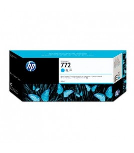 HP 772 300-ml Cyan Designjet Ink Cartridge (CN636A)