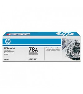 HP 78A Black (2.1k) Dual Pack LaserJet Toner Cartridges (CE278AD)
