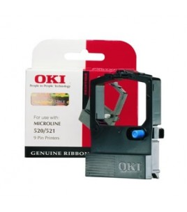 OKI Black Ribbon for ML 520/521 (09002315)