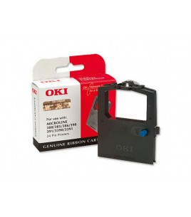 OKI Black Ribbon for ML 380/390/392/3390/3391/383 (09002309)