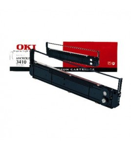 OKI Black Ribbon for ML 3410 (09002308)