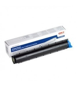 OKI Black Toner Crtr. (2k) for B 2200/2400/2400N (43640302)